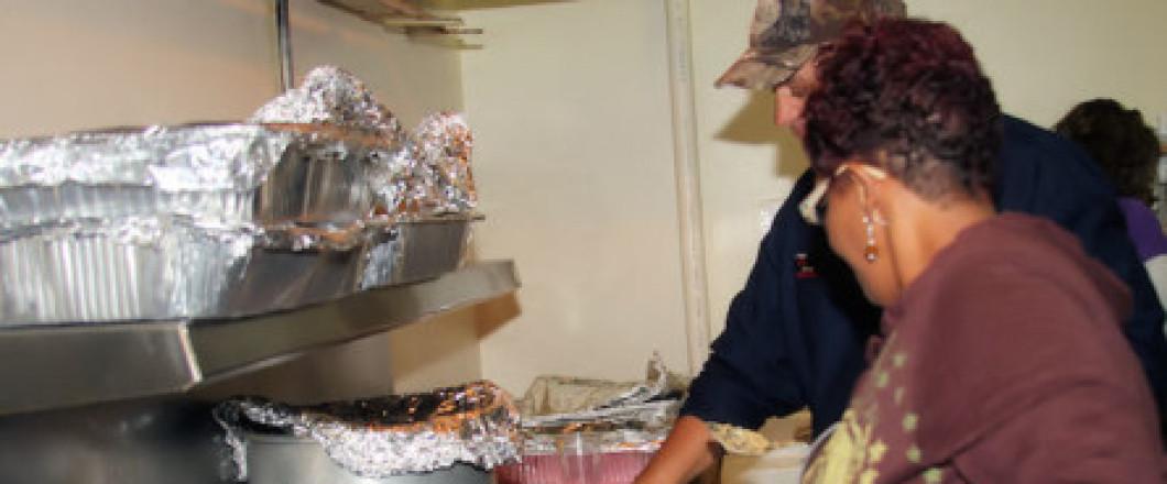 Volunteer at a Homeless Shelter: Texarkana, TX | Randy Sams